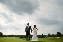 Weddings / Wedding photos at Pike Run Country Club in the Laurel Highlands, PA