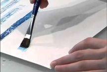 Paint tips and tricks / by HildurKO