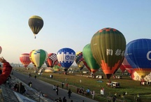 Balloons / Different kinds of Balloons  / by Wayne Johnson