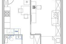 Планировка похожих квартир