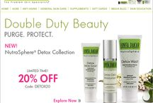 NutraSphere DETOX Collection - NEW! / Check out our NutraSphere DETOX collection here!
