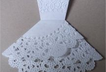 doily craft ideas