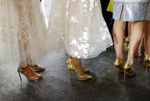 Couture Summer 2015: Backstage
