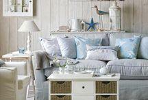 Lovely living rooms / by Ellen Stanclift