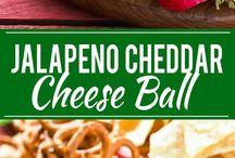 jalapeños cheese balls