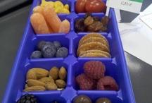 Yummy Goodness Healthy Style / by Bobbie Crank-Hartsuff