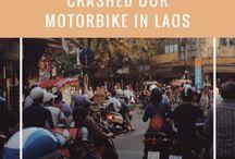 Travel into Laos