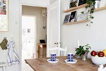 Home Sweet Home / Idées deco