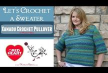 Crochet YouTube Tutorials / Learn to Crochet with a little help from MarlyBird!  / by Marly Bird