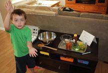 Preschooling Baking