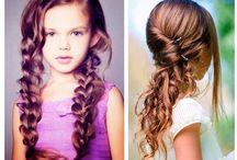 litlle girls hair mission!