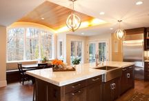 I Dream of Kitchens / Kitchens worthy of dreams #home #kitchen #dream / by Julee Morrison