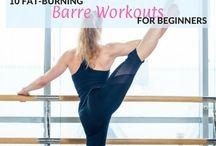 Workouts: Barre