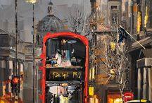 London obrazy