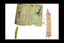 You tube crayon story