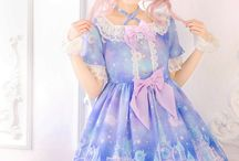 Lolita & Ouji style