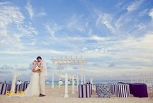 Wedding and TTD K&M Playacar Palace / Wedding Mexico Bridal Photography Trash The Dress www.pixanphoto.com