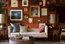 Turkish theme interiors