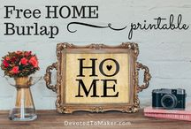 Decorative Prints for Home