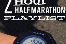 Half marathon music