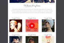 Interesting Web Design Themes / Web Design Themes