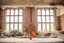 abandoned building dress