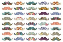 Moustaches / by António Mantero