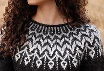 Islands strikk