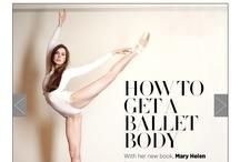 Ballet workouts / Ballet beautiful workouts