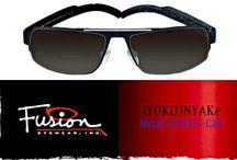 Iyoko Inyake Eyewear / Unique and Fine eyewear    #IyokoInyake #EyeMechanix #FineTuneYourVision....EyeMechanix.com 773.857.1260