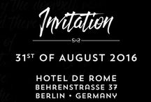 HKM Berlin Event / I am attending the official HKM Berlin Event, where the new HKM ambassador will be announced.