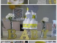 B-Ba-Baby / Baby Shower themes and ideas