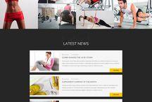 Website / sport