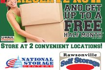 College students / Packing tips for college students, special deals