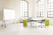 Kleurrijk System180 uit Berlijn / System180 is een modulair meubelprogramma en kenmerkt zich door haar klassiek design.