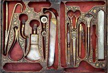 Antique Medical Instruments & Scientific Instruments / Antique medical instruments and Scientific instruments