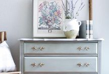 Furniture Makeovers with Fusion Mineral Paint