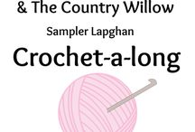 Crochet-a-longs / Crochet-a-long I see! / by The Country Willow