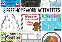 PP Winter Holidays / Winter holidays activities, assessments, lessons, centers, stations and how to's for teachers in preK, kindergarten, first, second, third, fourth, and fifth grades.