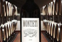 Wine and design for Tenuta Monteti