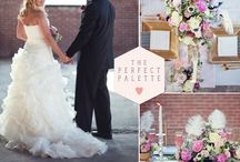 2015 Wedding Trends / Inspiring Centerpieces -DesigN- For Weddings + Parties..