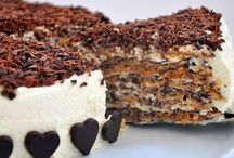торт для дня рождения