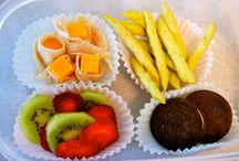 Healthy snacks! / by Sharon Brown