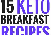 Recipes Breakfast keto