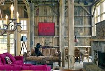Pinteriors / Beautiful spaces, home decor details