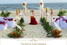 Indian Wedding Location Inspirations
