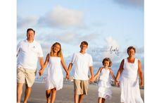 Beach Family Portraits / by Marie-Claude Adams