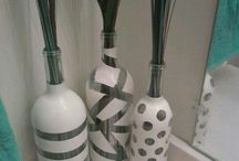 DIY winebottles