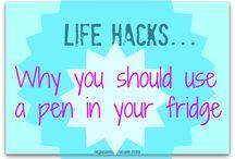 life hacks and tips