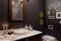 Bathroom decor  / by Lisa Moss